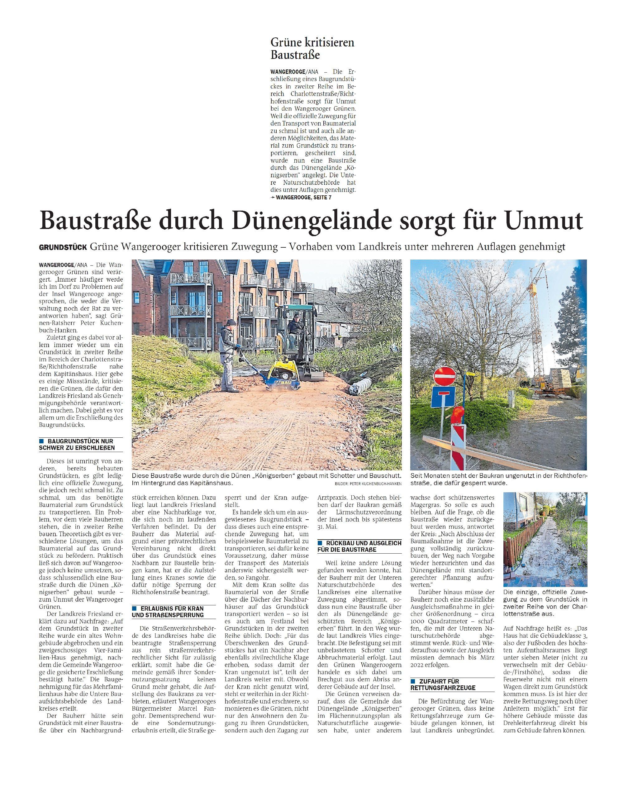 Jeversches Wochenblatt 11.05.2021 II
