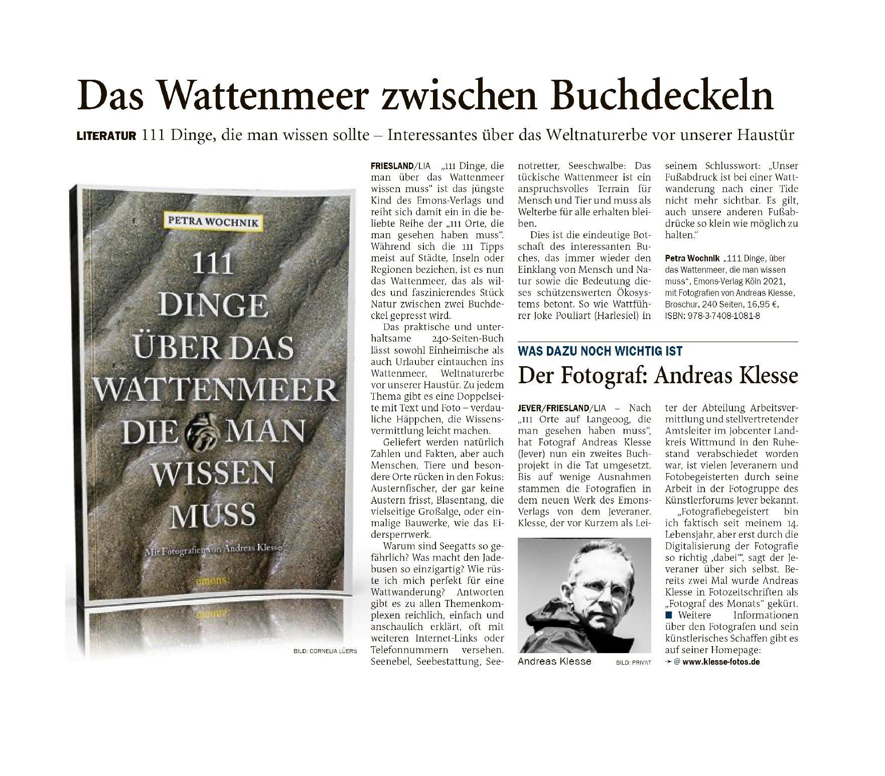 Jeversches Wochenblatt 12.05.2021 II