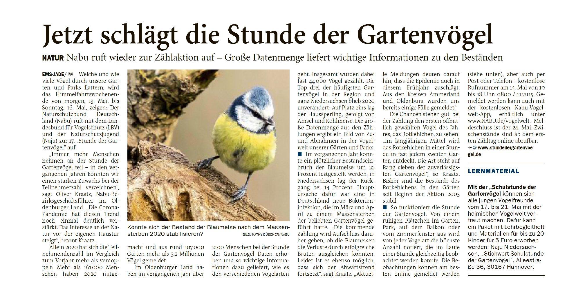 Jeversches Wochenblatt 12.05.2021 III