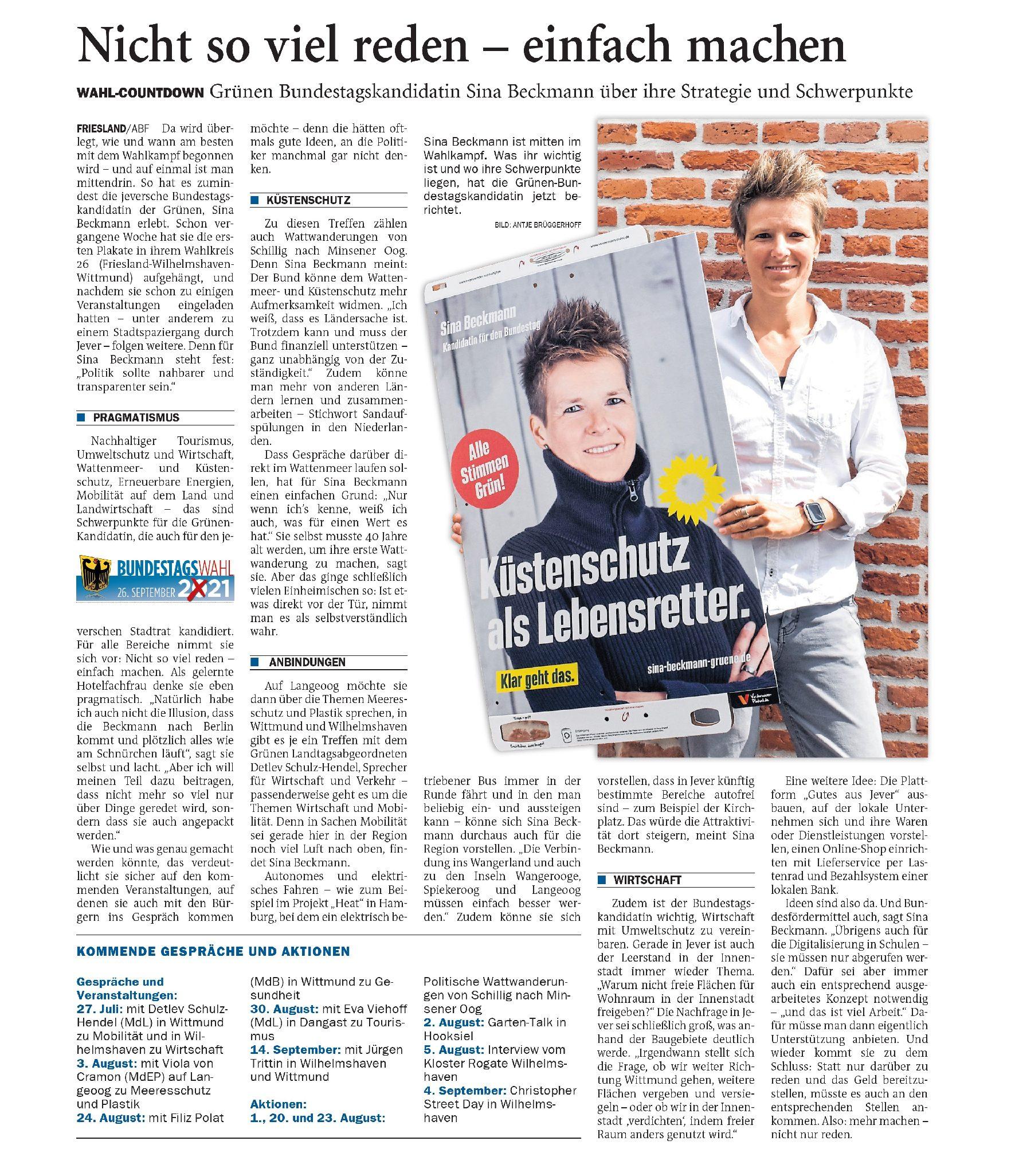 Jeversches Wochenblatt 26.07.2021 II