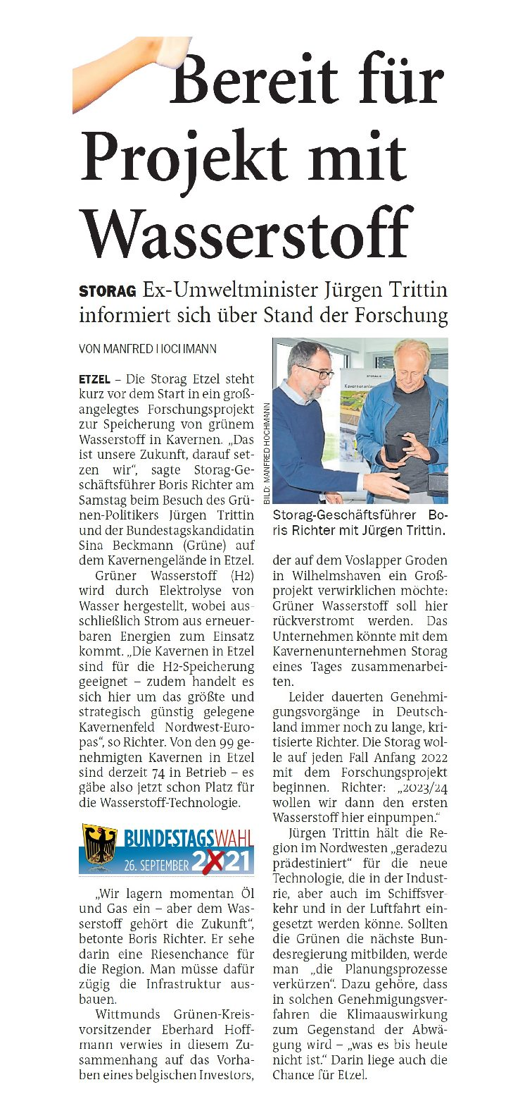 Jeversches WSochenblatt 20.09.2021