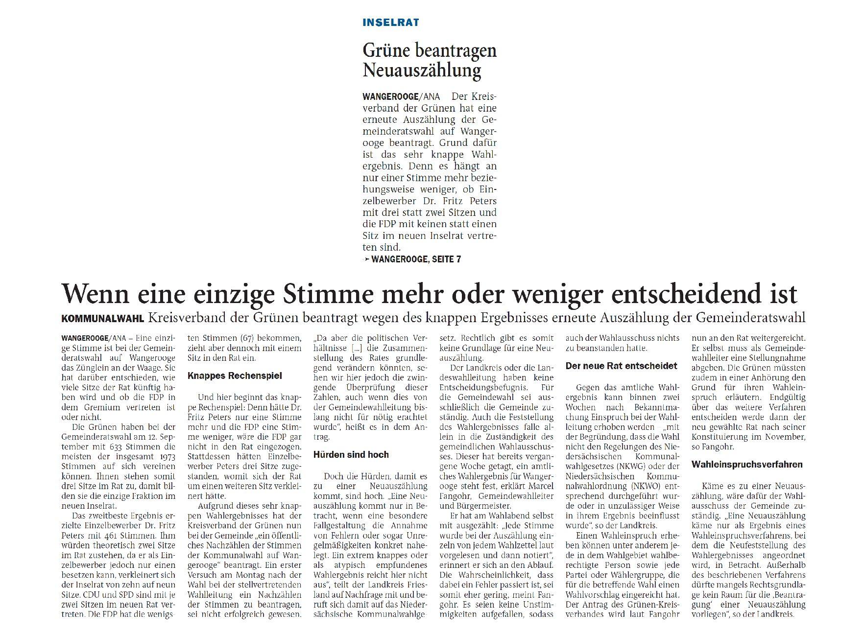 Jeversches Wochenblatt 23.09.2021 II