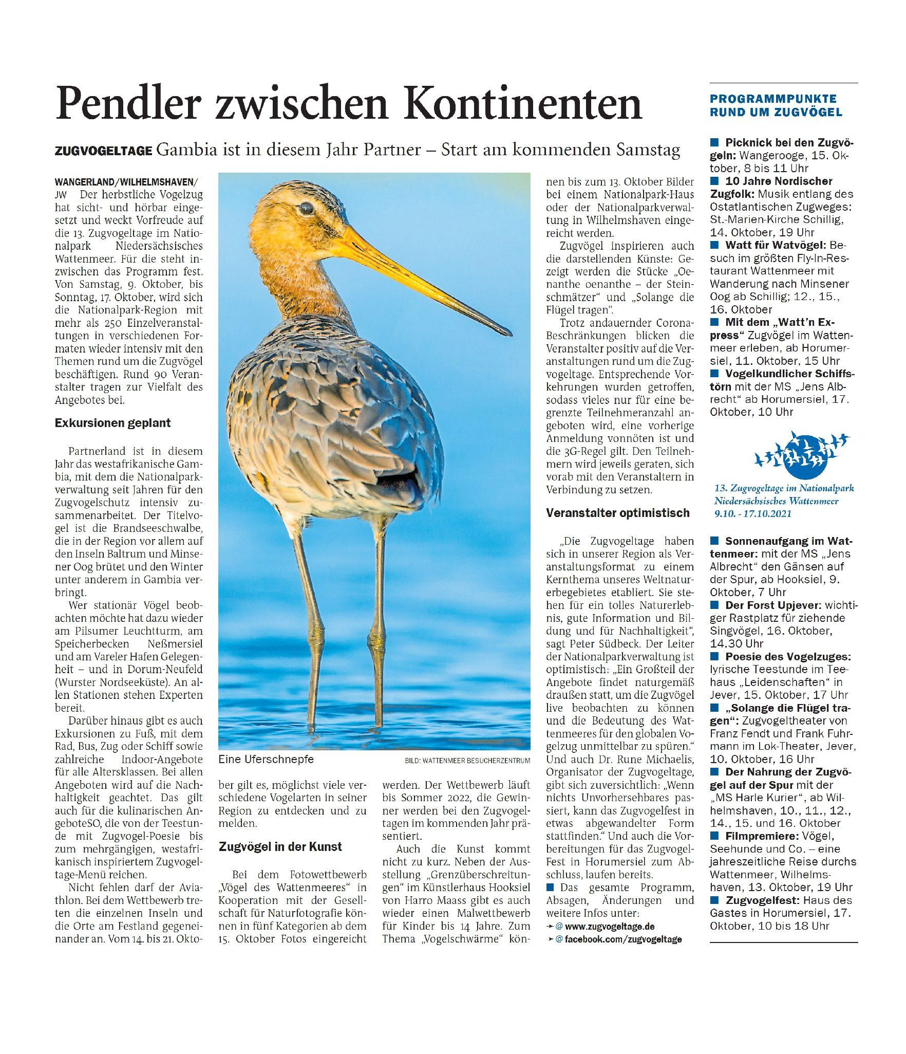 Jeversches Wochenblatt 04.10.2021 II