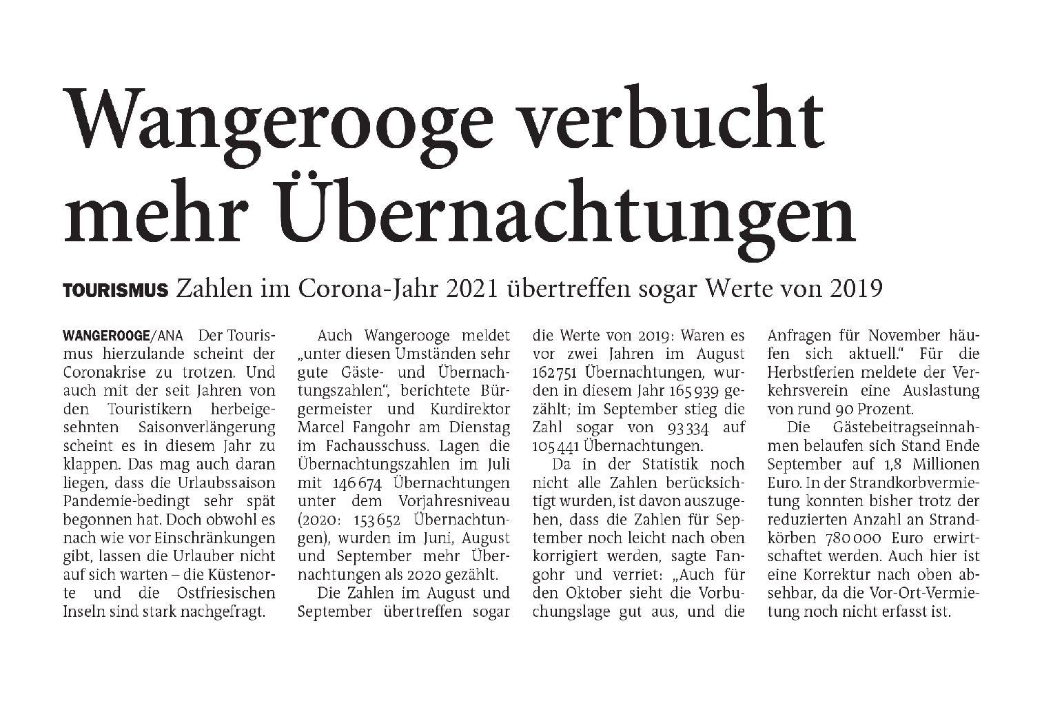 Jeversches Wochenblatt 15.10.2021